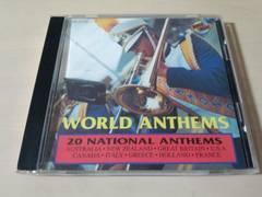 吹奏楽CD「WORLD ANTHEMS 20 NATIONAL ANTHEMS世界の国歌 行進曲