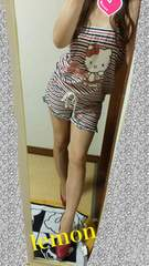 HELLO  KITTY ☆ツナギサロペット