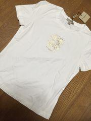 新品&即決.BURBERRY LONDON.シンプルなロゴTシャツ/8,000円