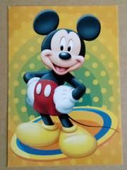 ミッキー★ポストカード