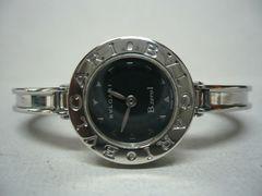 ブルガリ  美品  B-01  バングル  レディース時計