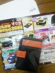 CLUB DYDO2014 ポケット付カードケース