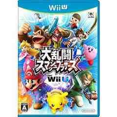 ■新品■ WiiU 大乱闘スマッシュブラザーズforWiiU