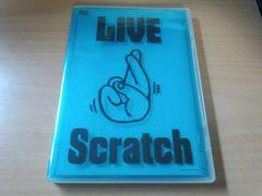 木村カエラDVD「LIVE Scratch 〜上がってますってばTOUR武道館」
