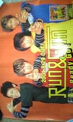 2001�N �����K�� RUN&GUN Ready Go �|�X�^�[