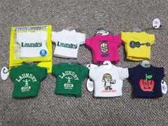 Laundry ミニTシャツアクセサリー DAKARA 全6種 8個セット