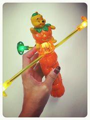 ◆TDL購入/ハロウィン限定光るおもちゃ◆くまのプーさん★ディズニー好*♪