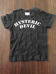 ヒステリックミニ ヒスミニ半袖Tシャツ 80