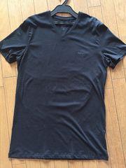新品ディーゼルブラックTシャツL