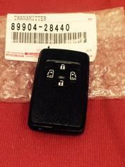 トヨタ純正スマートキー89904-28440新品未登録品 4ボタンタイプ