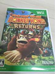 Wii ドンキーコング リターンズ