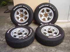 ハイエース200系 タイヤホイールセット