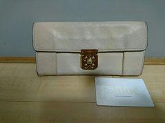 正規品【クロエ】レザー長財布