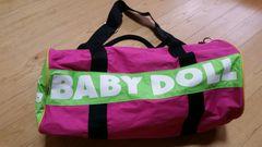 baby Doll ボストンバック美品♪