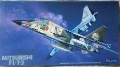 フジミ1/48  三菱 F1/T2