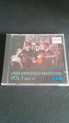 ☆中古CD!【ザ・ビートルズ/UNSURPASSED MASTERS VOL.1(1962〜'63】!