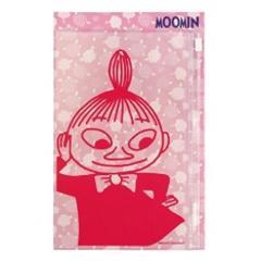 【ムーミン ミイ】可愛い書類.メモ.レシート.小物!手帳等差込みスライダーケース