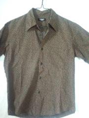 トルネードマート 半袖  小花柄 シャツ
