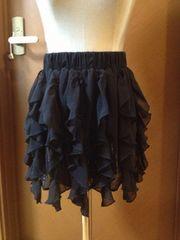 ☆snarl☆スナールのブラックスカート☆
