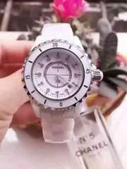シャネル腕時計ダイヤ白メンズ