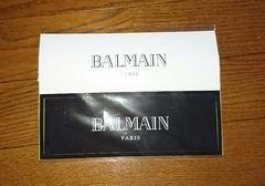 非売品 バルマン ステッカー二枚入り! BALMAIN PARIS
