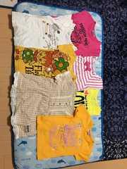 女の子Tシャツ☆120センチまとめ売り