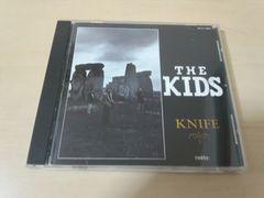 THE KIDS CD「KNIFEナイフ」ザ・キッズ 廃盤●
