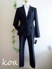 【新品】2ボトム☆シャツ付リクルートスーツ4点セット�D《11AR》