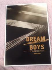 亀梨和也 渋谷すばる 手越祐也*DREAM BOYS(東京) パンフレット
