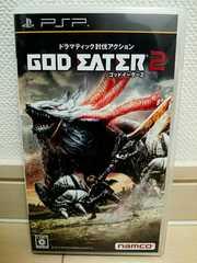 ��i GOD EATER 2 PSP�\�t�g