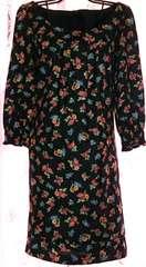 シンシアローリーCynthiaRowley3色花柄&2種ドットワンピース美品レトロRady