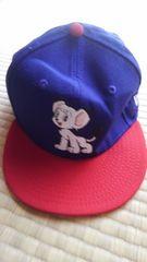 【中古】ジャングル大帝 野球帽 フリーサイズ