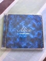 アリスの2枚組ベスト盤(^^)