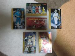 忍者戦隊カクレンジャー キャラクターカード6枚セット 超貴重