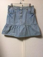 ∞La TOTALITEラ ト-タリテ∞デニムスカート大きめサイズ