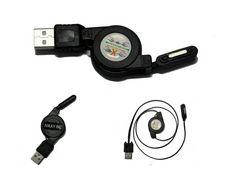 Xperia エクスペリア Z1 Z2 Z3 マグネット充電 USB リール式