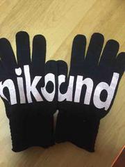 ニコアンド 手袋