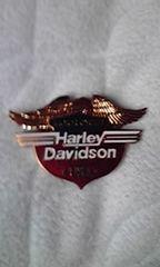 Harley Davidsonバッチ