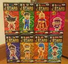 J STARS ワールドコレクタブルフィギュア vol.1 全8種セット