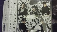 激レア!☆FTISLAND/TOP SECRETツアー会場限定盤/CD+DVD超美品!