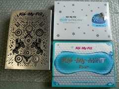 Kis-My-Ft2【SNOW DOMEの約束/Mint/逢えるde Show】初回盤3枚set