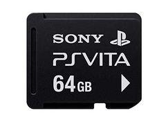 �������V�i PlayStation Vita �������[�J�[�h 64GB ��������