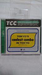 美品CD!! トーキョーズ・クーレスト・コンボ/イン・トーキョー 付属品全てあり