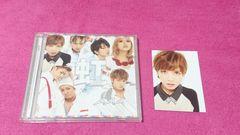 AAA 虹 CD+DVD 宇野実彩子 トレカ付き