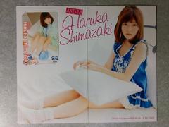 ◆元AKB48島崎遥香QUOカード台紙付き�D