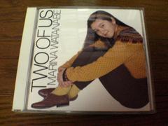 渡辺満里奈CD「TWO OF US」廃盤●