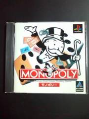 (PS)MONOPOLY/モノポリー☆即決アリ
