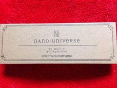 �i�m���j�o�[�X �T���O���X nano universe ���T�t�^�i