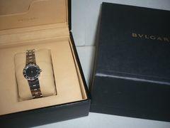 ブルガリ  美品   BB23SSD   レディース  時計