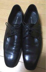BURBERRY☆バーバリー革靴☆26EEE☆送料無料